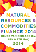 Natural Resources and Commodities Finance 2014