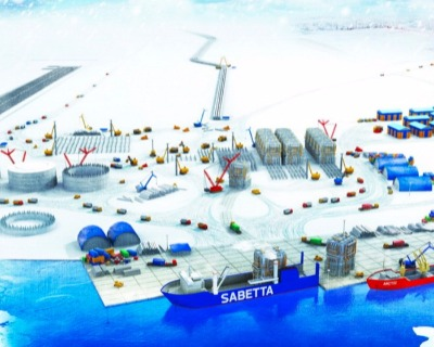Yamal LNG: Multi-sourced, multi-priced, multiple sanctions