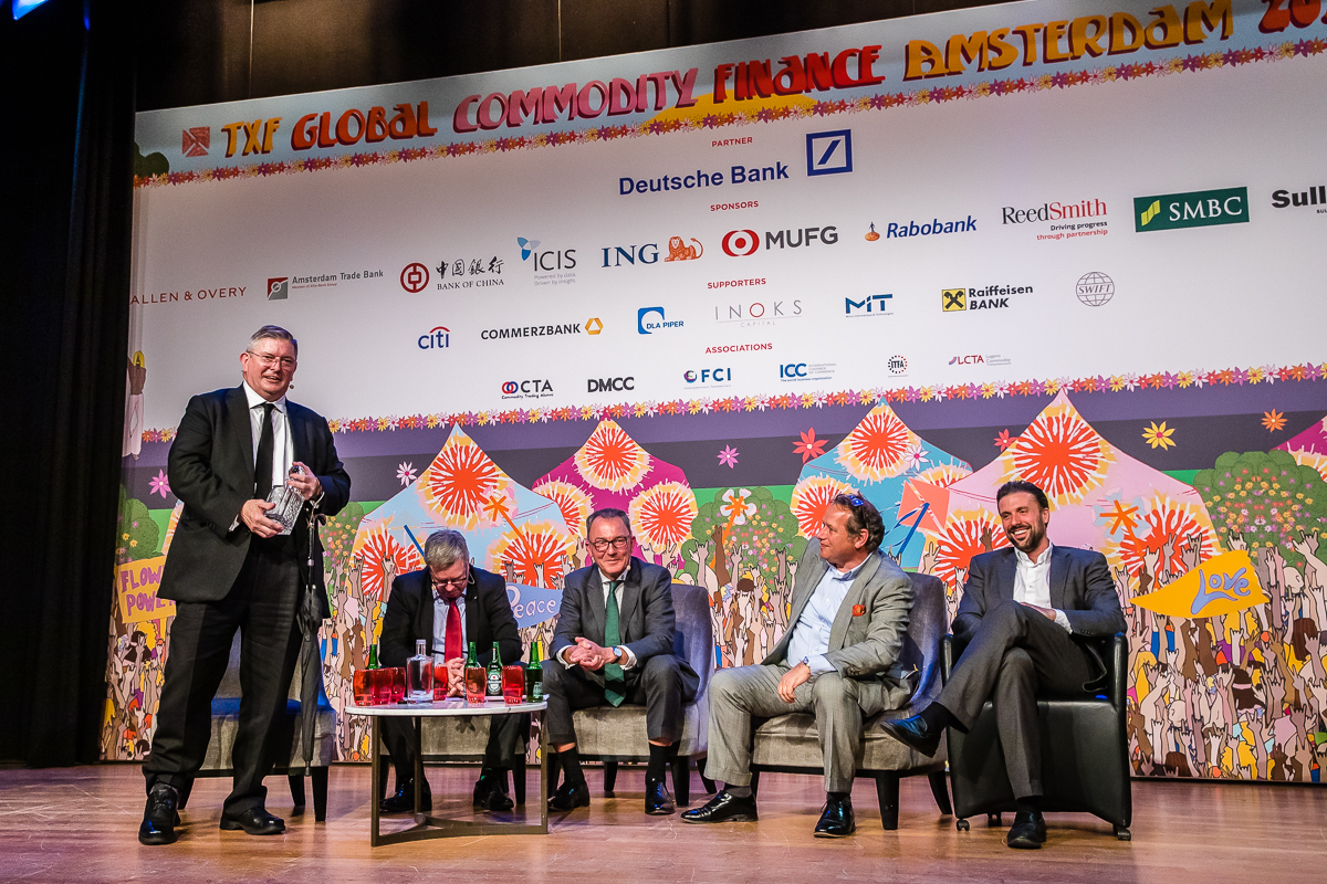 TXF Global Commodity Finance: Amsterdam 2019 - TXF News