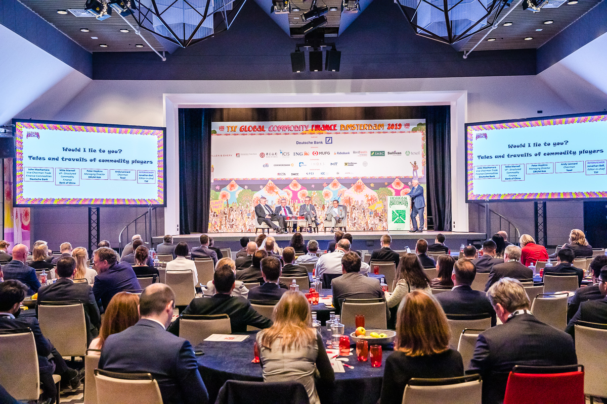 TXF Global Commodity Finance: Amsterdam 2019 - TXF News