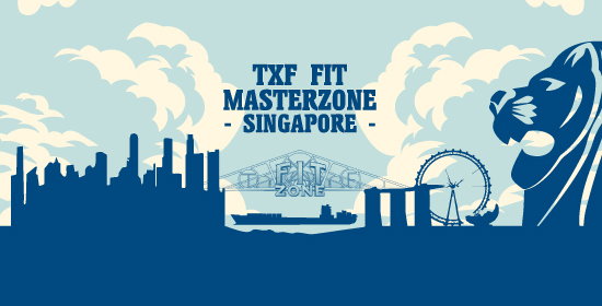TXF FIT MasterZone to launch in Singapore on 9 May