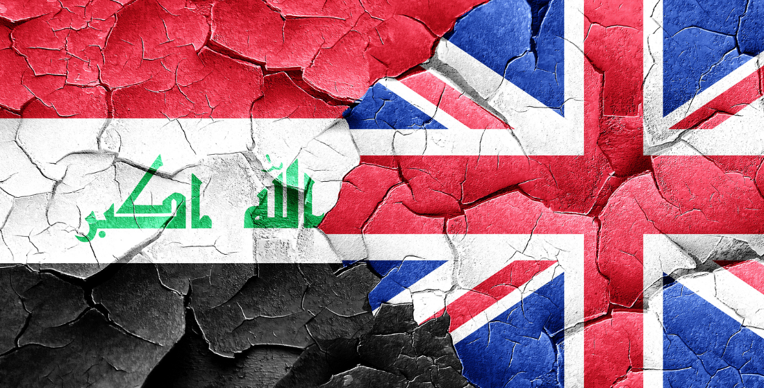 UKEF takes both sides in Iraq power struggle