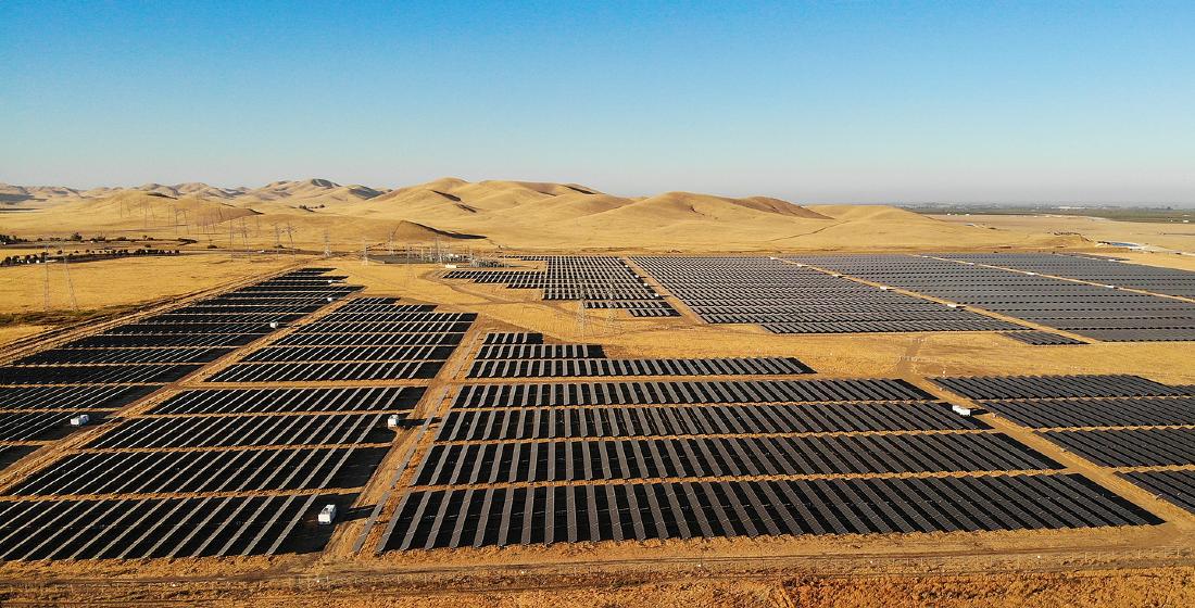 Sudair: Cashing in on Saudi solar