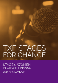 TXF Stages for Change: Women in Export Finance
