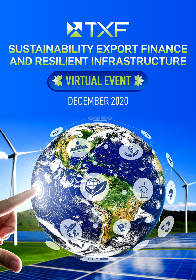 TXF Sustainability Export Finance and Resilient Infrastructure 2020