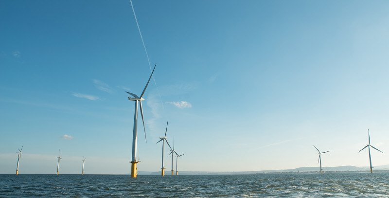 Saint Nazaire: A first financing for French offshore wind