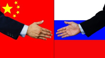 Risky business: Marriages of convenience and hybrid trade wars in Russia and Eurasia