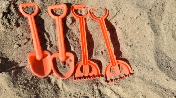 Out of the sandbox: Creating the right tools for the job