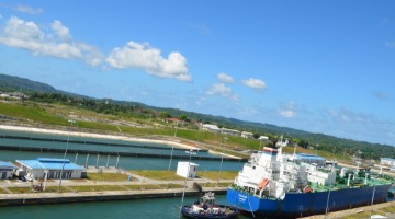 Locking in with the Panama Canal