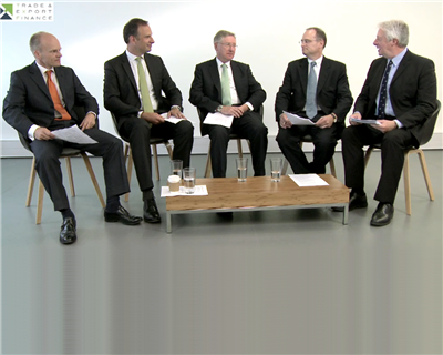 A discussion on the future of export finance