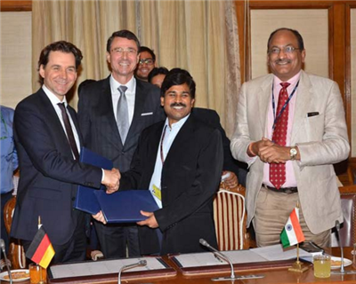 Germany courts India with ultra-cheap loan for Nagpur metro