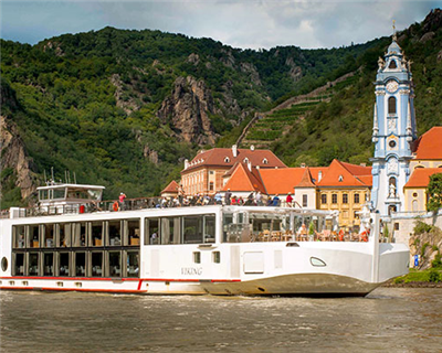 KfW funds ship exports to Viking River Cruises