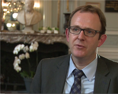 """More ECAs should put more effort into supporting SMEs"" - Gert Van Melkebeke video"