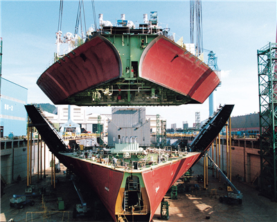 K-sure launches new bond insurance scheme for shipyards