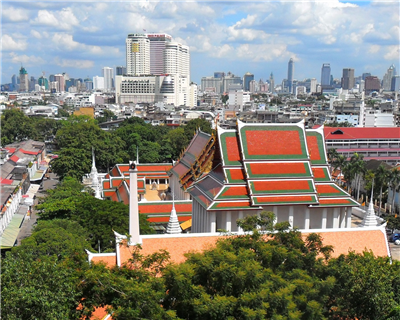 JBIC and SMBC co-finance local currency loan for Thailand's CMTC