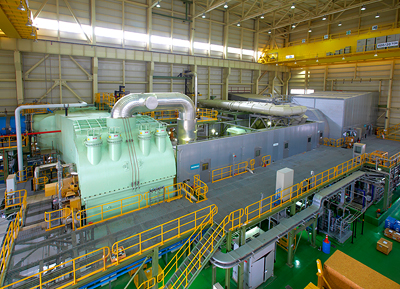 KfW and NordLB finance Siemens power units to South Korea