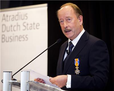 Former Atradius MD Johan Schrijver founds consultancy