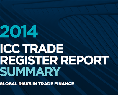 The ICC Trade Register: an empirically authoritative model for trade risk