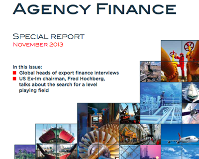 Export & Agency Finance Special Report