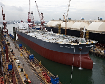 Banks arrange finance for Hong Kong's TCC bulk carriers from Japan