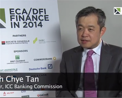 ECA 2014 - Interview with: Kah Chye Tan, Chair, ICC Banking Commission