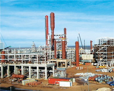 Banks and JBIC team to sign loan for Turkmen petrochems project