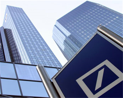 Global head interview – Deutsche Bank