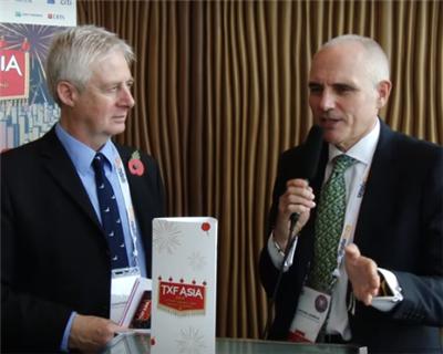 TXF Asia 2015: Michael Barrow of ADB has high hopes for the AIIB