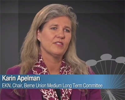 Video: Interview with Karin Apelman, CEO of EKN