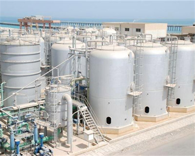 Project financing agreed for Omani desalination plant
