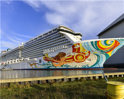 KfW IPEX finances new cruise ships for NCL