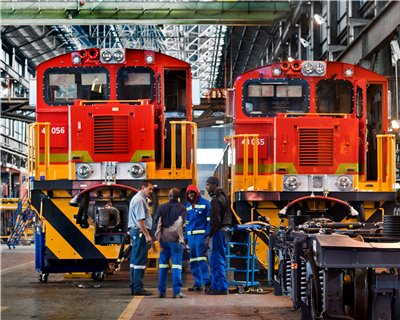 South Africa's Transnet gets $228 million financing from KfW