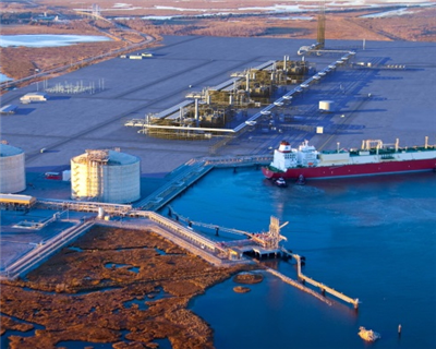 Financing for Cameron LNG in the US finalised