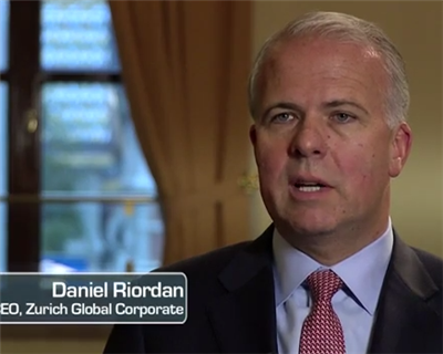 Video Interview: Daniel Riordan, CEO of Zurich Global Corporate North America