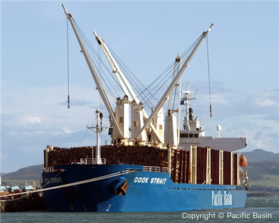 Pacific Basin Shipping secures export credit financing