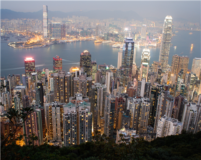 Is Asia really falling off in the ECA market?