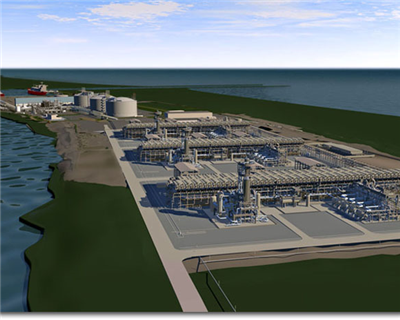Freeport LNG project secures financing from JBIC and Japanese banks