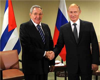 Russia heats up Cuban trade ties with $4bn financing