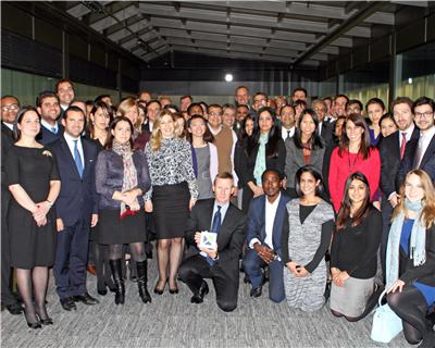 Siemens & Citi scoop TXF Trade & Treasury awards