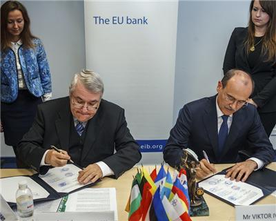 Ukraine agri-producer secures EIB funds