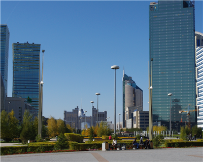 SACE looks to increase activity in Kazakhstan