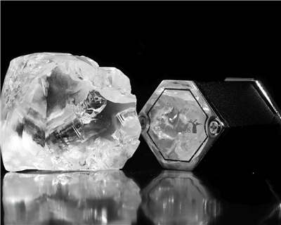 Lesotho to expand diamond industry amid global downturn in the precious stone