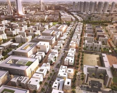 Korean ECAs back Iraq's new city project