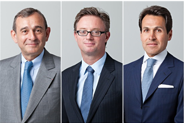 Trafigura revamps management team