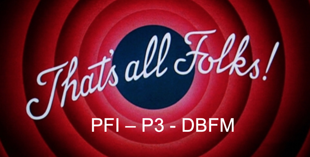 The strange death of UK PFI