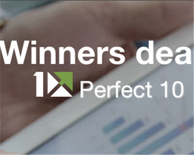 TXF announces winners of 2014 Perfect10: Deals of the Year