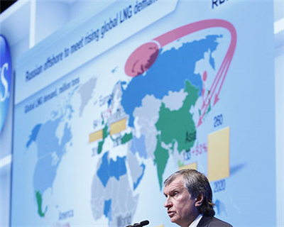 Vitol and Rosneft sign agreement on LNG sale and purchase