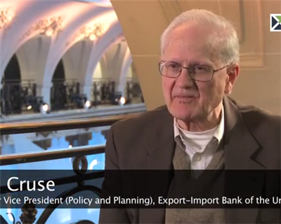ECA 2014 - Interview with: Jim Cruse, Senior Vice President (Policy and Planning), Export-Import Bank of the United States
