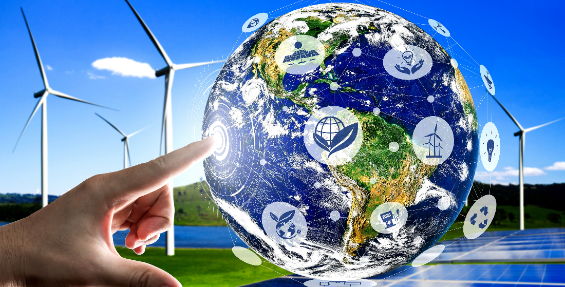The energy transition: It's not easy being green