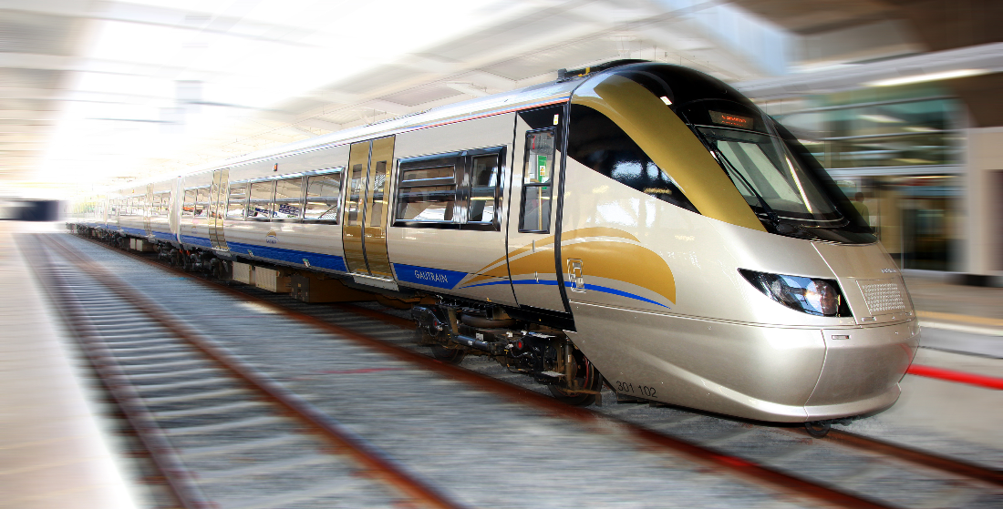Training for rail travel – all aboard!